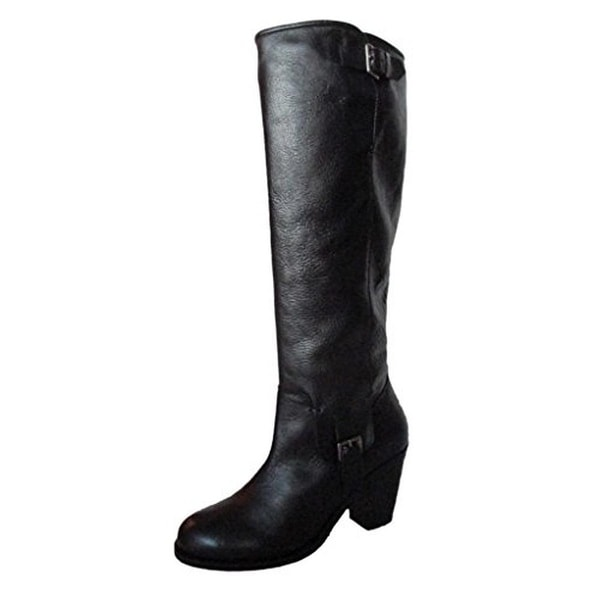 Ariat Womens Gold Coast Riding Boots Leather Knee-High