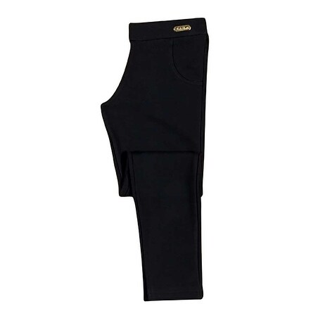 Girls Leggings Kids Full Length Stretch Pants Pulla Bulla Sizes 2-10 Years