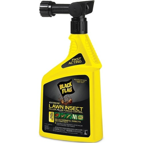 shop black flag hg 11111 ready to spray extreme lawn insect killer