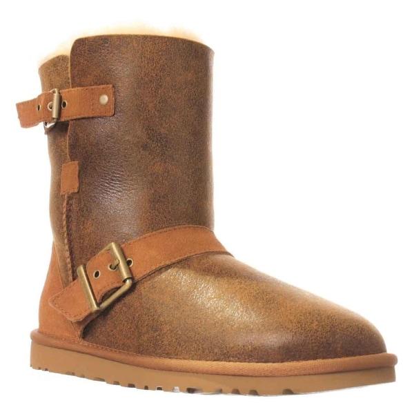 f2938277cb5be Shop UGG Australia Classic Short Dylyn Winter Boots