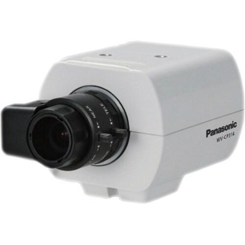 Panasonic WV-CP314 Panasonic WV-CP314 Fixed Day/Night Camera