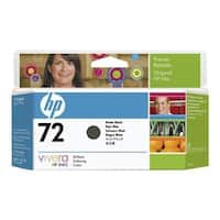 HP 72 130ml Matte Black Ink Cartridge