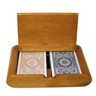 Bry Belly Wooden Box Set Arrow Black-Gold Narrow Regular