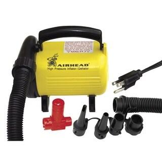 Airhead hi pressure air pump w/ pressure release valve