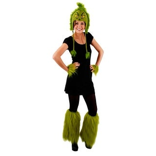 Dr. Seuss The Grinch Adult Costume Leg Warmers