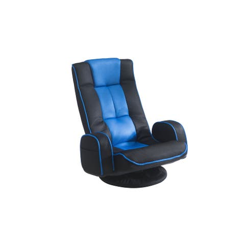GameRider Commander Adjustable Swivel Action Game Chair - 31.88 inches