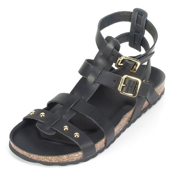White Mountain 'MANDOLIN' Women's Leather Sandal