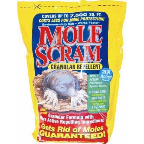 EPIC 12010 Mole Scram Granular Repellent, 10 Lb