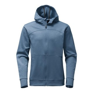 The North Face Ampere Full Zip Hoodie Shady Blue