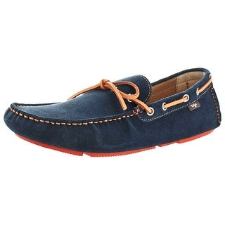 Dije Seville Men's Driving Moccasin Slip On Boat Shoes Loafers Order 1/2 Size Up