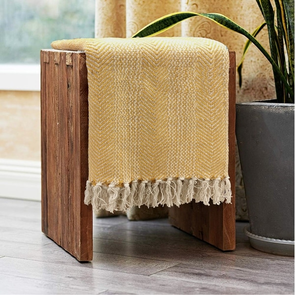 Palermo Cotton Throw 50x60. Opens flyout.