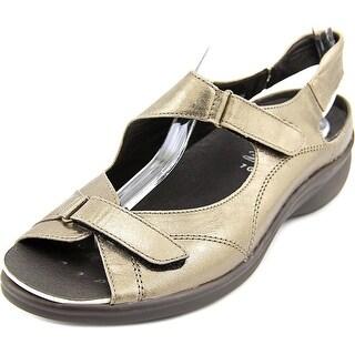 Ara Maya Women Open-Toe Leather Sport Sandal