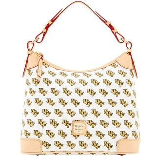 Dooney & Bourke NCAA Central Florida Hobo (Introduced by Dooney & Bourke at $218 in Mar 2016) - White