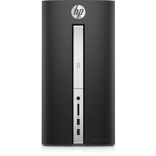 Refurbished - HP Pavilion 570-p015z Desktop PC AMD A8-9600 3.10GHz 8GB RAM 1TB HDD WIN10