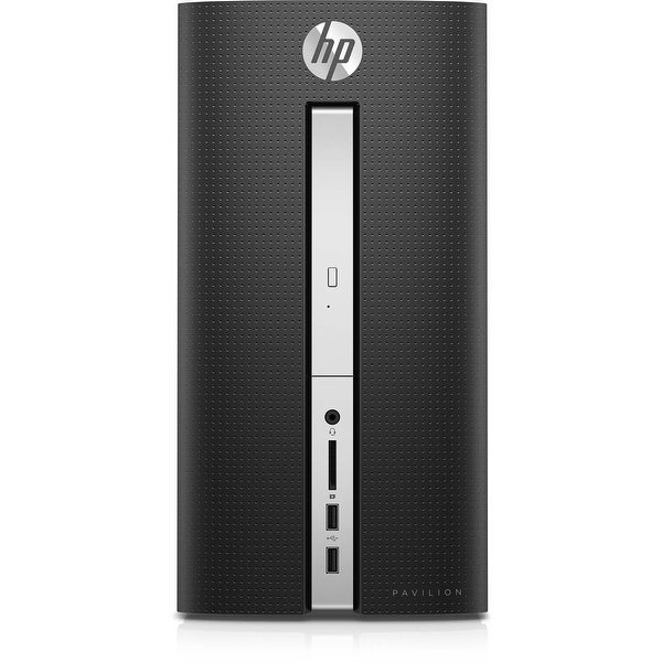 Refurbished - HP Pavilion 570-p026 Desktop PC Core i5-7400 3.00GHz 12GB RAM 1TB WIN10