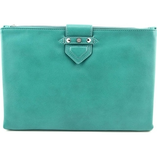 Danielle Nicole Brooklynne Pouch Women Synthetic Green Clutch