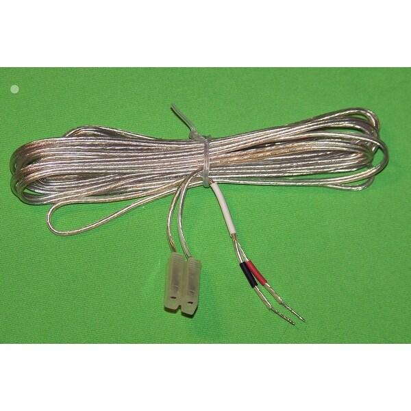 OEM Sony Speaker Wire Originally Shipped With: FSTZX8, FST-ZX8, LBTZX6, LBT-ZX6, LBTZX66I, LBT-ZX66I