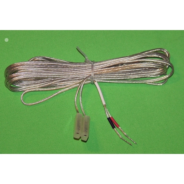 OEM Sony Speaker Wire Originally Shipped With: LBTZX8, LBT-ZX8, LBTZX9, LBT-ZX9, LBTZX99I, LBT-ZX99I