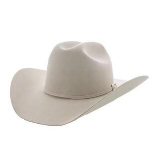 Resistol Cowboy Hat Mens City Limits Silverbelly