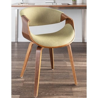 Link to Carson Carrington Sauda Cross Frame Dining/ Accent Chair - N/A Similar Items in Accent Chairs