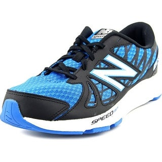 New Balance KJ690 Round Toe Synthetic Running Shoe