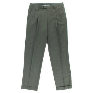 Lauren Ralph Lauren Mens Woven Pleated Dress Pants - 34/30