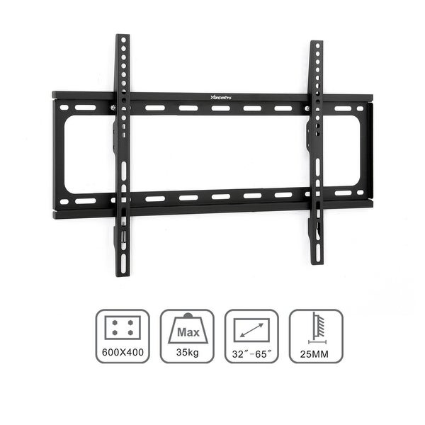 b8045c5f53d83 XtremPro 41033 Low-Profile TV Wall Mount 1
