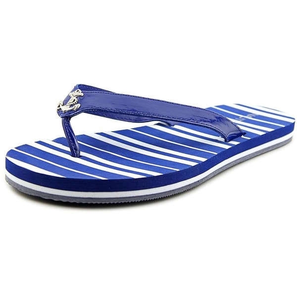 Nautica Vista Women Open Toe Synthetic Thong Sandal