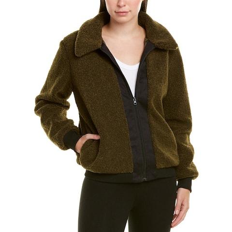 Betsey Johnson Fuzzy Jacket