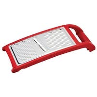 "Good Cook 15610 Flat Grater, 10"", Stainless Steel"
