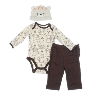 Vitamins Baby 3PC Infant Pant Outfit