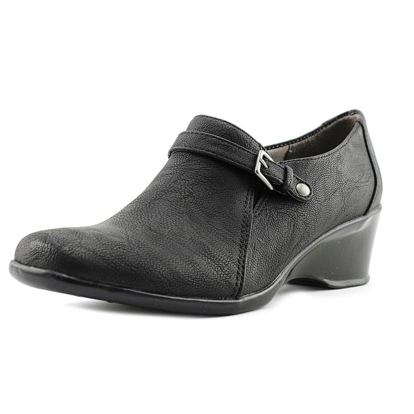 Life Stride Erica Women Black Boots