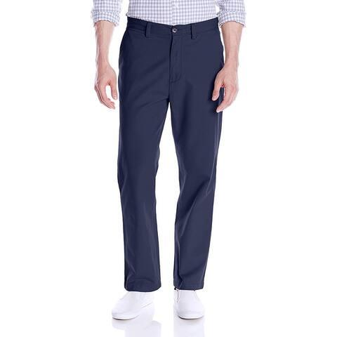 Nautica Mens Pants True Navy Blue Size 44x30 Classic Fit Twill Chino