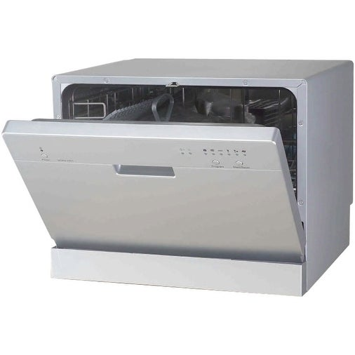 Sunpentown SD-2201S Countertop Portable Dishwasher - Stainless Steel