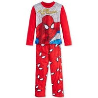 Marvel Boys 4-10 The Ultimate Spider-Man Pajama Set