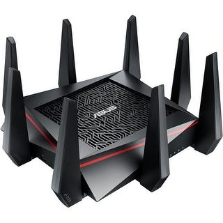 Asus Wireless-AC5300 Tri-Band Gigabit Router RT-AC5300 Tri-Band Wireless Router