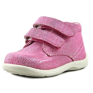 Umi Samme Toddler Round Toe Synthetic Pink Sneakers