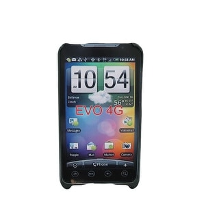 XMatrix Protector Case for HTC EVO 4G, (Black)