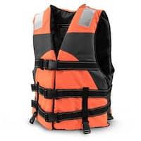 Life Vest, Safety Orange