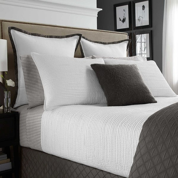 Wamsutta Beekman Coverlet- 100% cotton voile fabric