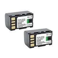 Battery for JVC BNVF815U (2-Pack) Replacement Battery