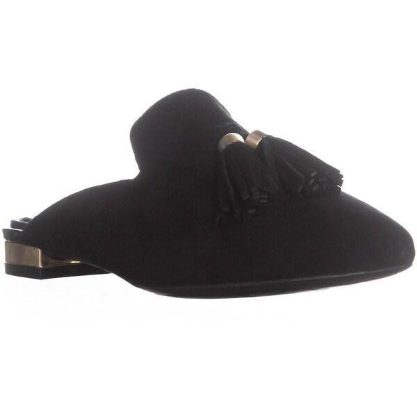 Rockport Total Motion Adelyn Tassle Slip On Loafers, Black - 7 us / 37.5 eu