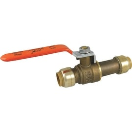 "SHARKBITE 1/2"" Slip Ball Valve"