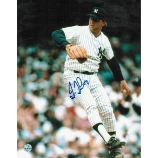 Dave LaPoint New York Yankees Autographed 8x10 Photo
