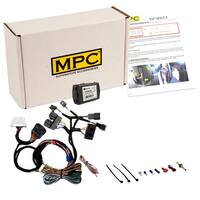 Complete Plug & Play Add-on Remote Start Kit For 2007-2012 Ford Escape - Uses Factory Remotes - Firmware Preloaded