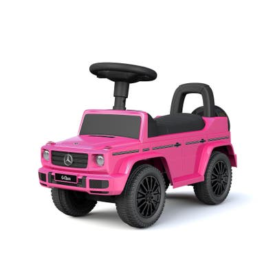 Mercedes G-Wagon Push Car - Pink