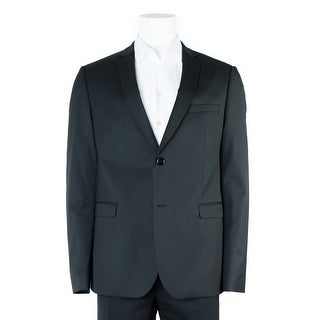 Versace Collection Men's Black Suit Jacket - 44