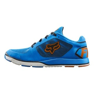 Fox Racing 2016 Men's Motion Evo Shoe - 15750 - Orange/Blue