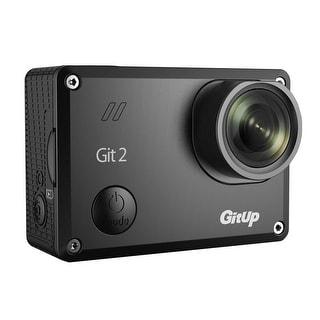 Git2 Action Camera - Pro Edition - 2K Hd - Wifi With Panasonic 16Mp Sensor