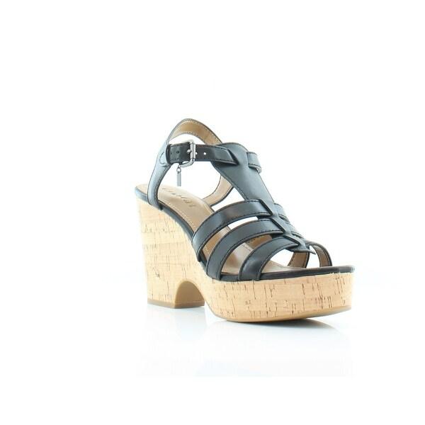 Coach Kennedy Women's Sandals & Flip Flops Black